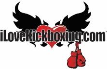 I Love Kick Boxing Logo